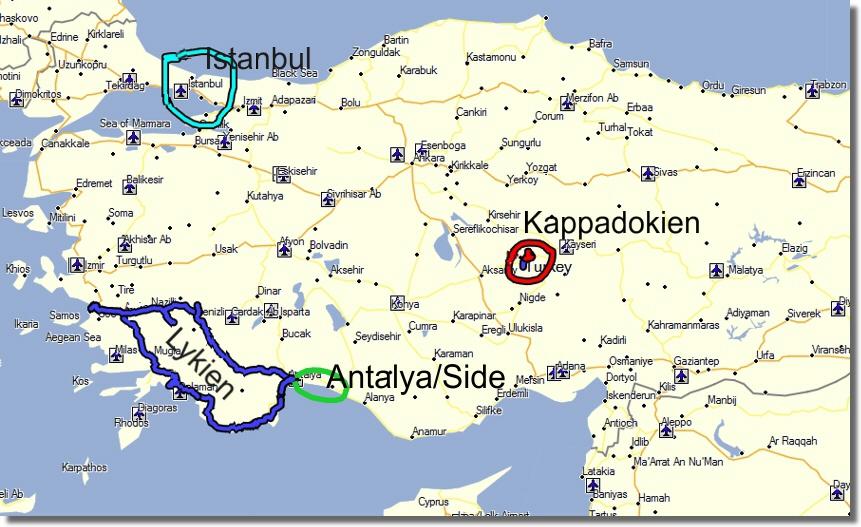 Turkiet Karta Illustration Flagga Vektor Pointer Varld